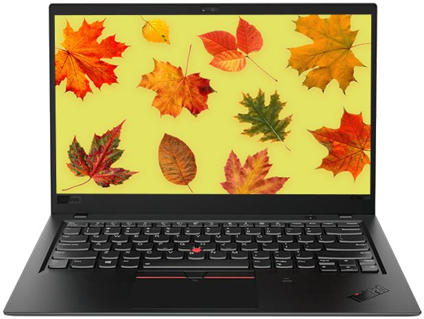 Ультрабук Lenovo ThinkPad X1 Carbon 6 (20KHS19600) черныйНоутбуки<br>14(1920x1080)IPSi7-8550U(1.8ГГц)16Гб1Тб SSDUHD Graphics 620нет DVD Win10 ProЧерный
