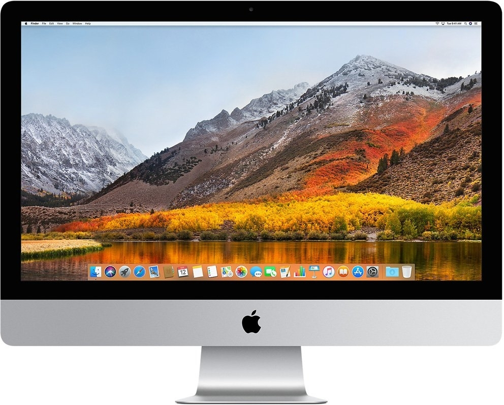 Моноблок Apple iMac 21 (MMQA2RU/A)Моноблоки<br>21.5(1920x1080)i5-7360U(2.3Ghz)8Gb 1Tb HDD Intel® Iris Plus Graphics 640 Mac OSСеребристый